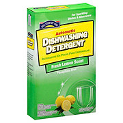 Hill Country Fare Automatic Fresh Lemon Scent Dishwasher Detergent Powder