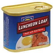 Hill Country Fare Bacon Luncheon Loaf