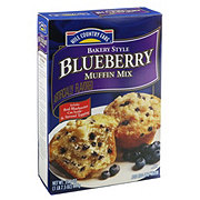 Hill Country Fare Bakery Style Blueberry Muffin Mix