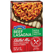 Hill Country Fare Beef Lasagna Dinner Mix