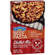 Hill Country Fare Beef Pasta Dinner Mix
