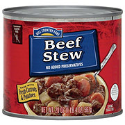 Hill Country Fare Beef Stew
