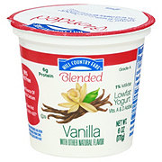 Hill Country Fare Blended Low Fat Vanilla Yogurt