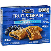 Hill Country Fare Blueberry Fruit & Grain Cereal Bars