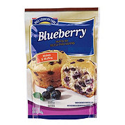 Hill Country Fare Blueberry Muffin Mix