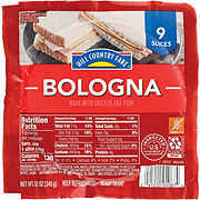 Hill Country Fare Bologna