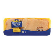 Hill Country Fare Boneless Skinless Thin Sliced Chicken Breasts
