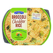 Hill Country Fare Broccoli Rice Casserole