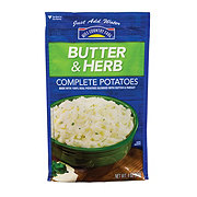 Hill Country Fare Butter & Herb Complete Potatoes