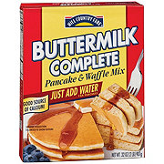 Hill Country Fare Buttermilk Complete Pancake & Waffle Mix