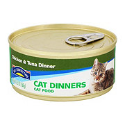 Hill Country Fare Cat Dinners Chicken and Tuna Dinner Cat Food