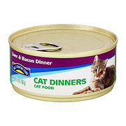 Hill Country Fare Cat Dinners Liver and Bacon Dinner Cat Food