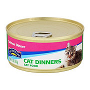 Hill Country Fare Cat Dinners Salmon Dinner Cat Food