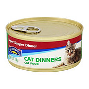 Hill Country Fare Cat Dinners Super Supper Dinner Cat Food