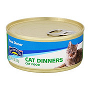 Hill Country Fare Cat Dinners Tuna Dinner Cat Food