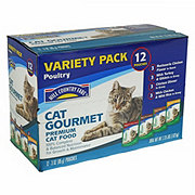 Hill Country Fare Cat Food Poultry Variety Pack