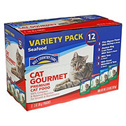 Hill Country Fare Cat Food Seafood Variety Pack