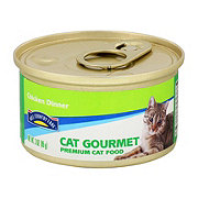 Hill Country Fare Cat Gourmet Chicken Dinner Premium Cat Food