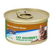 Hill Country Fare Cat Gourmet Liver and Chicken Dinner Premium Cat Food