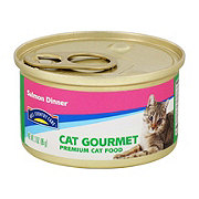 Hill Country Fare Cat Gourmet Salmon Dinner Premium Cat Food