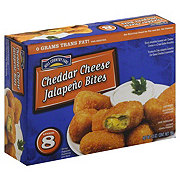 Hill Country Fare Cheddar Cheese Jalapeno Bites