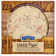 Hill Country Fare Cheese Pizza