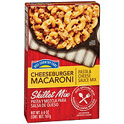 Hill Country Fare Cheeseburger Macaroni Dinner Mix