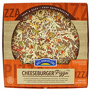 Hill Country Fare Cheeseburger Pizza