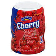 Hill Country Fare Cherry Drink Mix