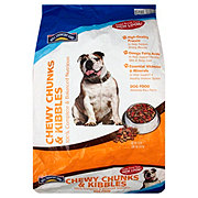 Hill Country Fare Chewy Chunks & Kibble Dry Dog Food