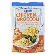Hill Country Fare Chicken Broccoli Fettuccine