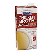 Hill Country Fare Chicken Broth