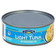 Hill Country Fare Chunk Light Tuna in Pure Vegetable Oil