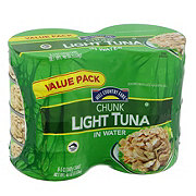 Hill Country Fare Chunk Light Tuna Value Pack