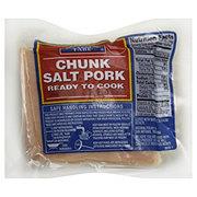 Hill Country Fare Chunk Salt Pork
