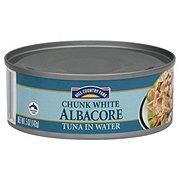 Hill Country Fare Chunk White Albacore Tuna In Water