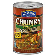 Hill Country Fare Chunky Healthy Vegetable Soup