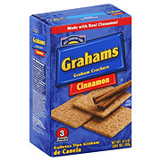 Hill Country Fare Cinnamon Graham Crackers