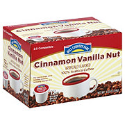 Hill Country Fare Cinnamon Vanilla Nut Single Serve Coffee Cups