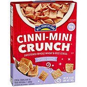 Hill Country Fare Cinni Mini Crunch Cereal