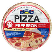 Hill Country Fare Classic Crust Pepperoni Pizza