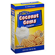 Hill Country Fare Coconut Gems Cookies
