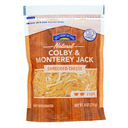 Hill Country Fare Colby and Monterey Jack Cheese, Shredded