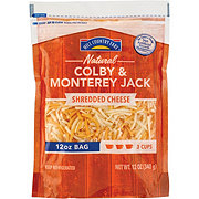 Hill Country Fare Colby Jack Shredded Cheese