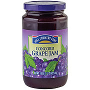 Hill Country Fare Concord Grape Jam