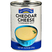 Hill Country Fare Condensed Cheddar Cheese Soup