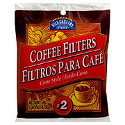 Hill Country Fare Cone Style Coffee Filters No. 2