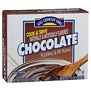 Hill Country Fare Cook & Serve Chocolate Pudding Mix