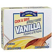 Hill Country Fare Cook & Serve Vanilla Pudding Mix