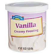 Hill Country Fare Creamy Vanilla Frosting